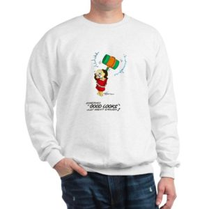 Snuggles Sweatshirt Mens