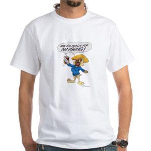 Pug Tshirt Mens