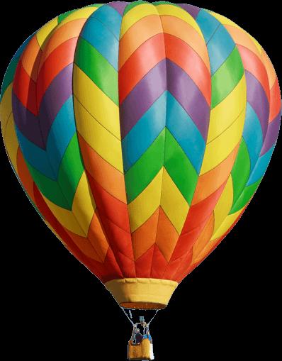 6 Balloon Rainbow 1